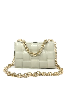 Shoptiques Product: Thick Weave Crossbody
