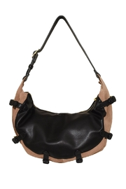 INZI Two-Tone Shoulder Bag - Product Mini Image