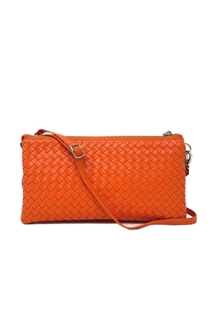 Shoptiques Product: Woven Crossbody