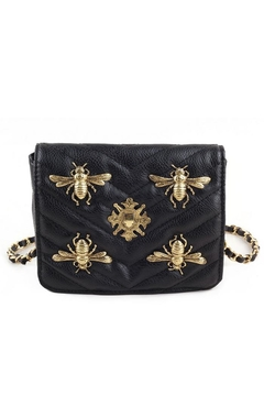 Shoptiques Product: Bee Crossbody