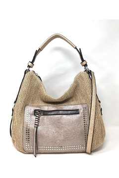 Shoptiques Product: Metallic Crossbody