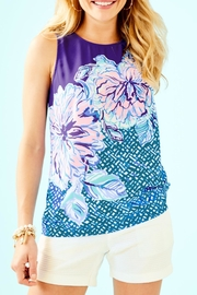 Lilly Pulitzer Iona Top - Product Mini Image
