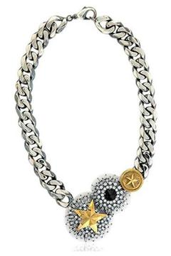 Shoptiques Product: Crystal Star Necklace