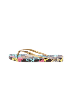 Ipanema Floral Flip Flops - Product List Image
