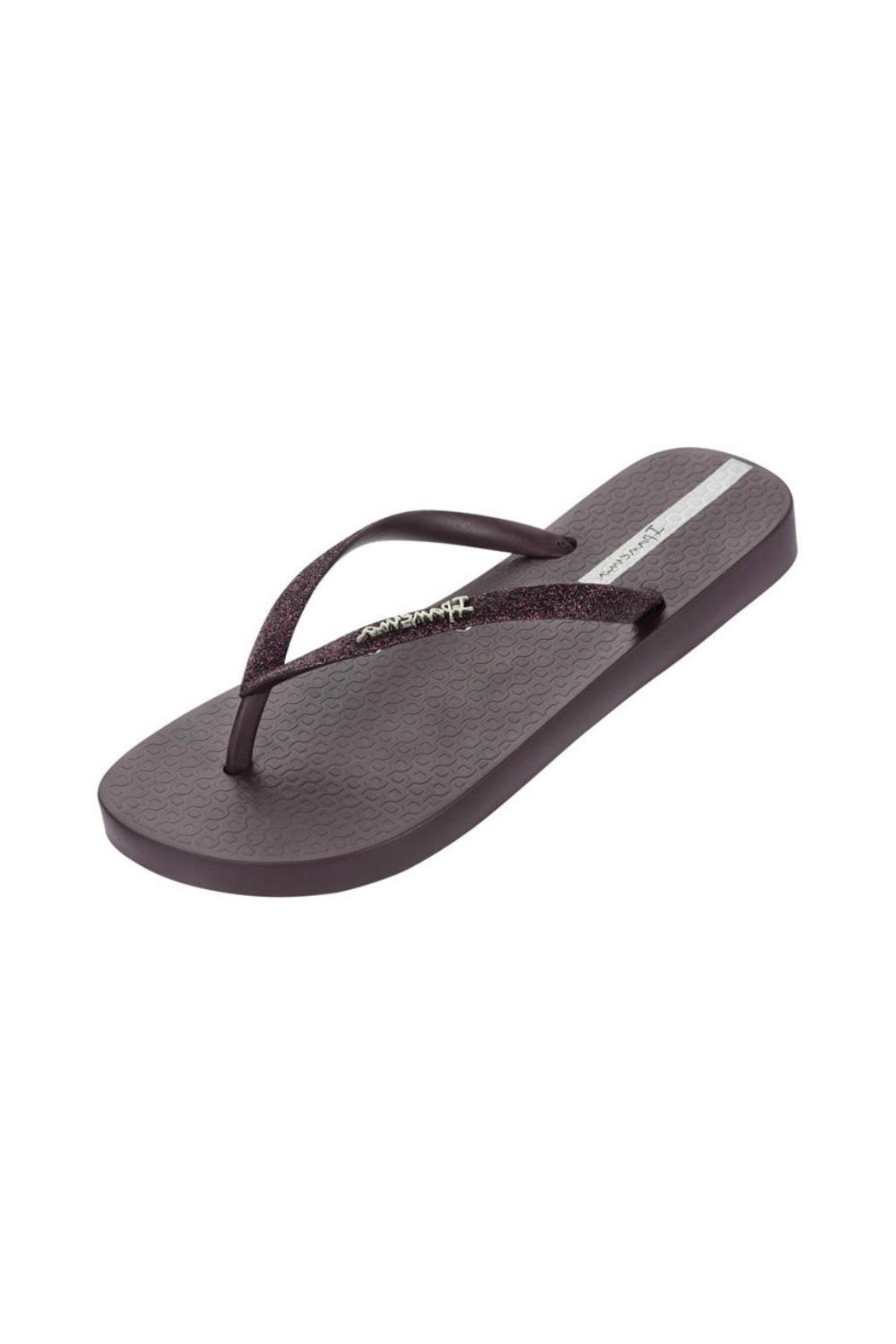 c293cbb1121898 Ipanema Glitter Flip Flop from St. George by The NOOK — Shoptiques