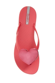 Ipanema Heart Wave Flip-Flop - Product Mini Image