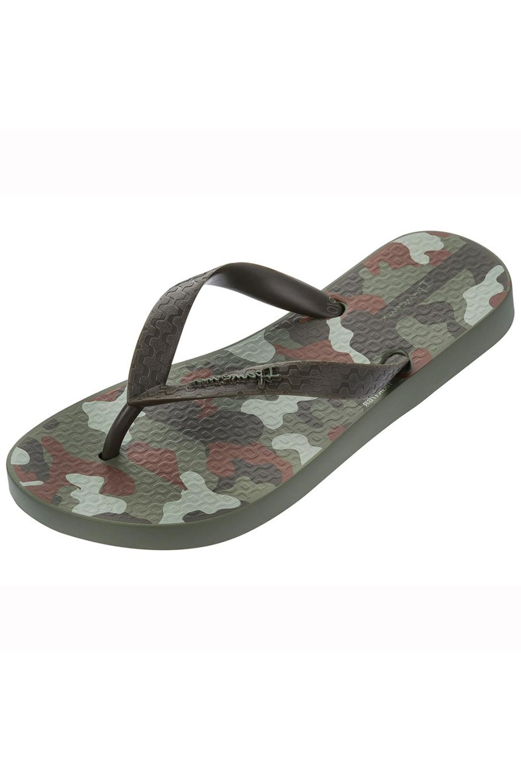 Ipanema Kid's Camo Sandal - Front Cropped Image