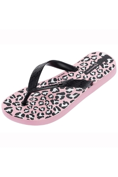 Shoptiques Product: Kid's Cheetah Sandal