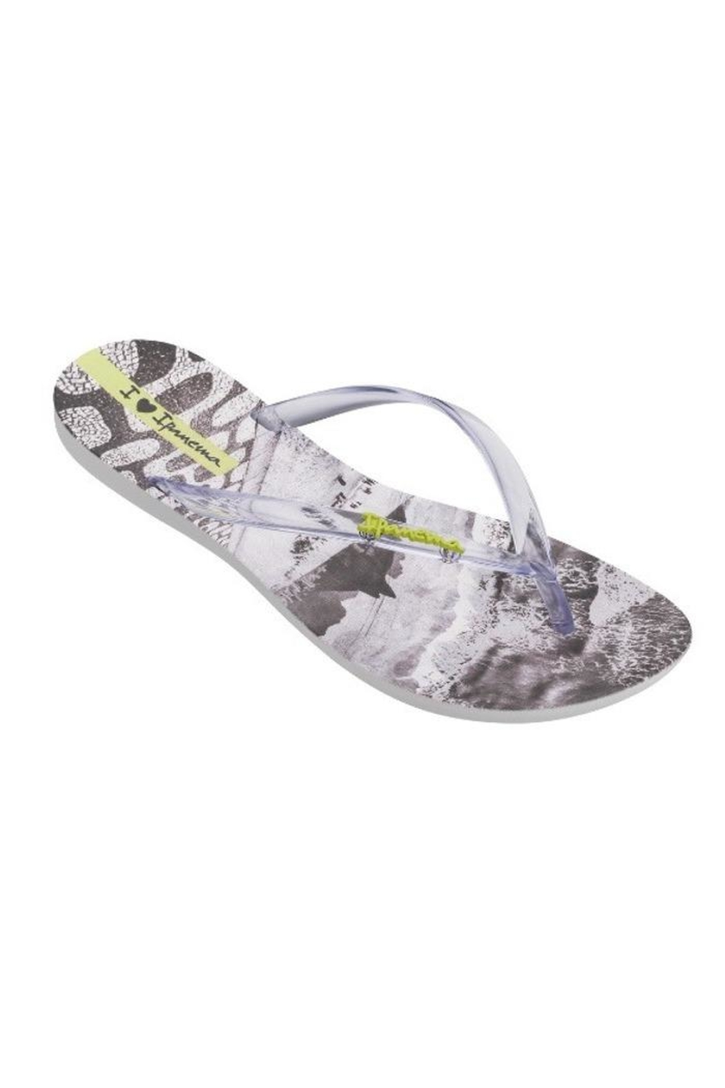 Ipanema Wave Natural Sandal - Front Cropped Image