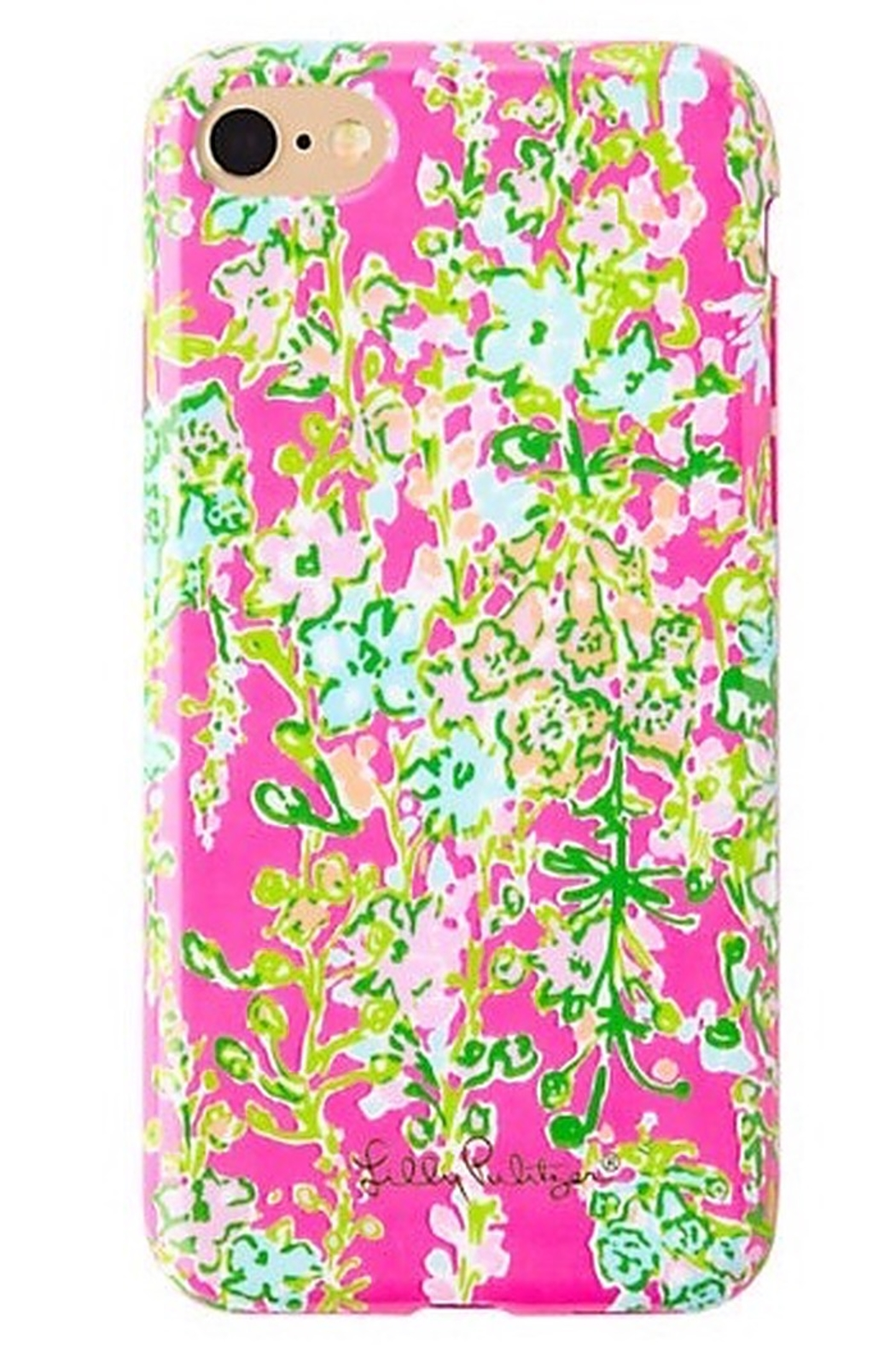 Lilly Pulitzer  iPhone 7 Classic Cover SOUTHERN CHARM/SUNKEN TREASURE - Main Image