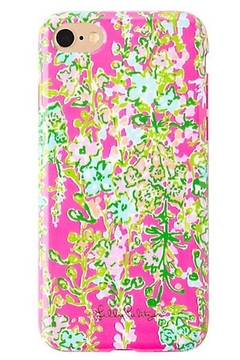 Lilly Pulitzer  iPhone 7 Classic Cover SOUTHERN CHARM/SUNKEN TREASURE - Product List Image