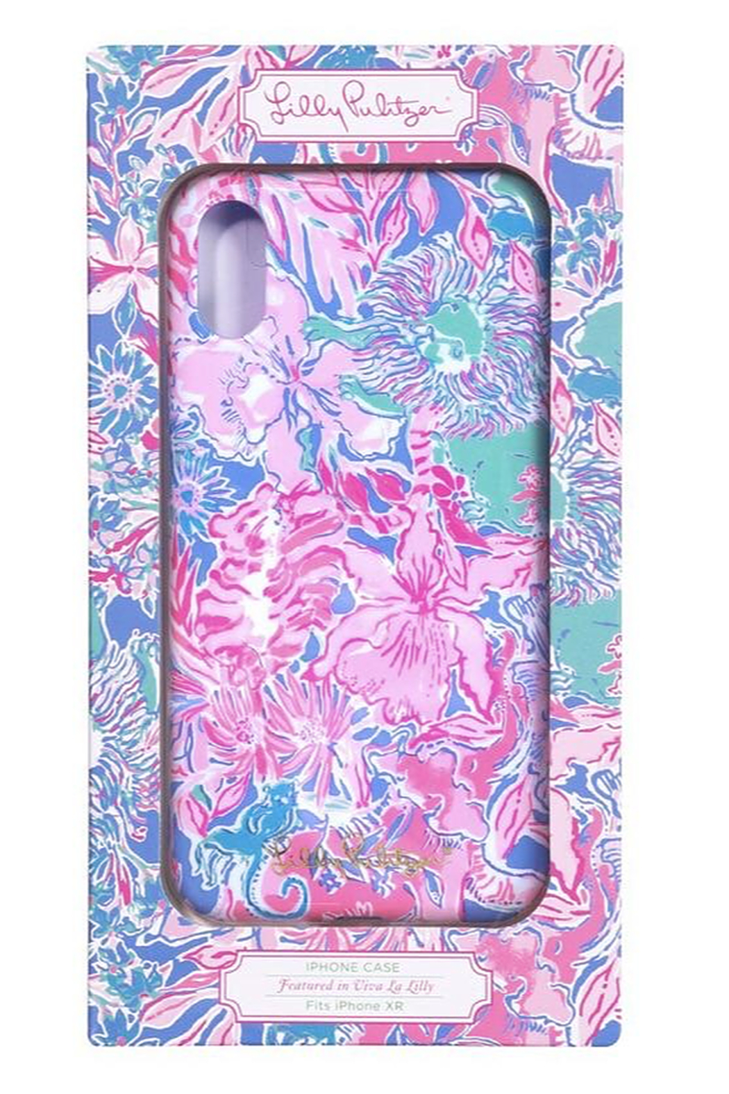 Lilly Pulitzer  iPhone XR Cover VIVA LA LILLY - Main Image