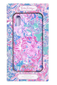 Shoptiques Product: iPhone XR Cover VIVA LA LILLY