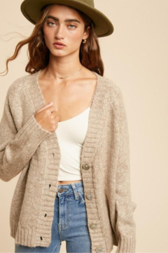 Threads + Co. Irene Cardigan - Product List Image