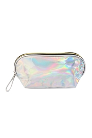 Riah Fashion Iridescent Cosmetic Pouch - Product Mini Image