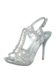 Delicacy Iridescent Silver Heel - Product Mini Image