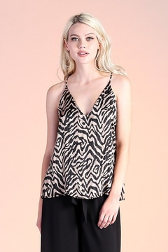 Tyche Iridescent Tiger Tank - Product List Image