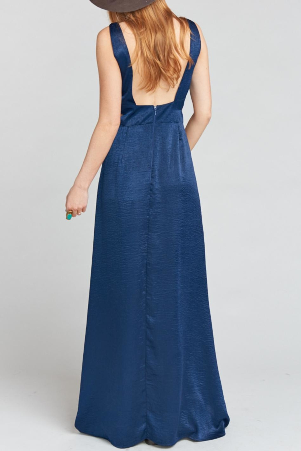 Show Me Your Mumu Irina Maxi Dress - Side Cropped Image