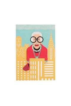 noodoll Iris Apfel Pocketbook - Product List Image