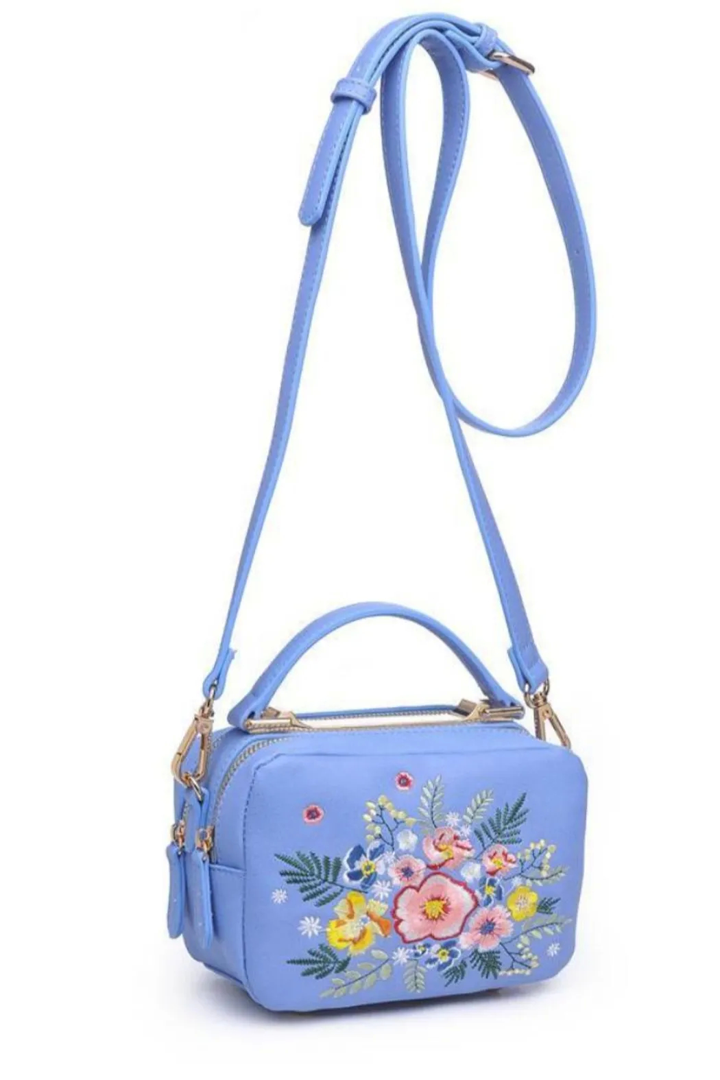 Urban Expressions Iris Crossbody - Front Cropped Image