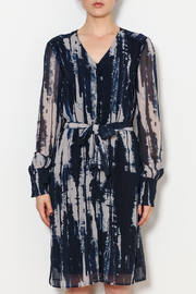 Iris Setlakwe Abstract Print Dress - Product Mini Image