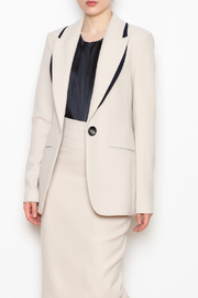 Iris Setlakwe Double Lapel Blazer - Product Mini Image