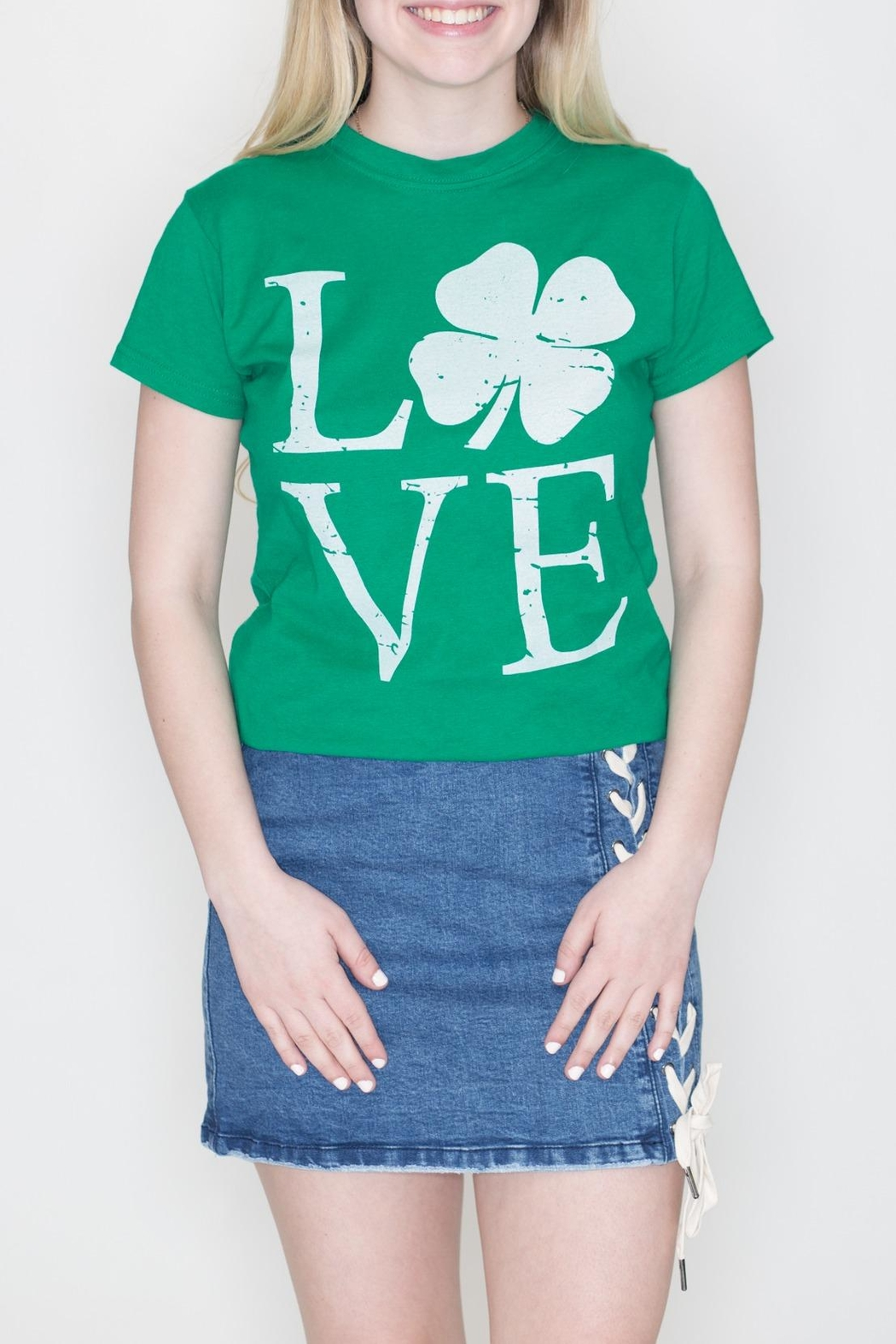 May 23 Irish Love Tee - Main Image