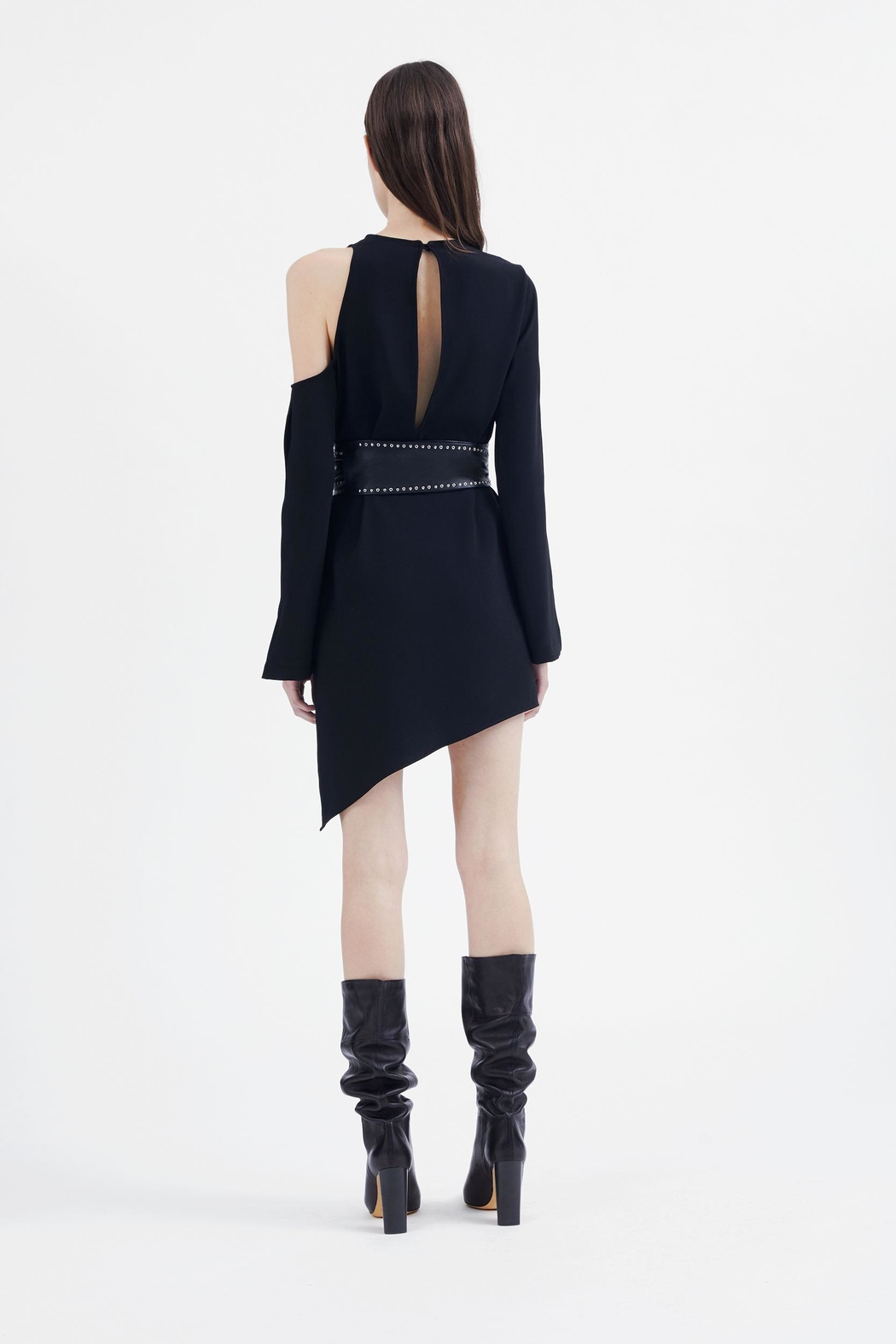 IRO Awati Dress - Back Cropped Image
