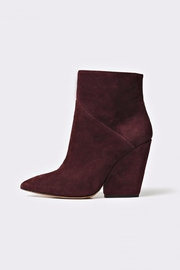 IRO Burgundy Bootie - Product Mini Image