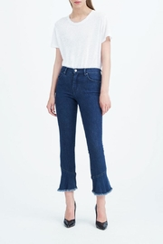 IRO Cropped Flare Jeans - Front cropped