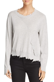 IRO Gnasp Shredded Sweater - Front cropped