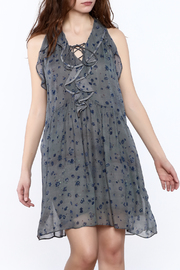 IRO Grey Jaysan Dress - Product Mini Image