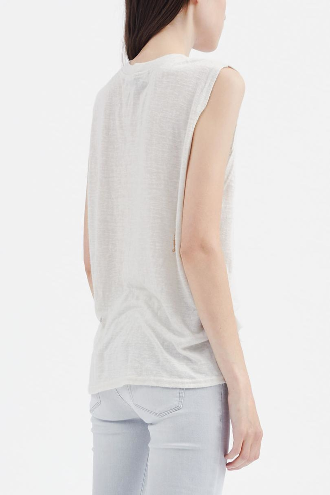 IRO Joedi Tank Top - Side Cropped Image