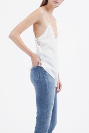 IRO Lowback Silk Cami - Front full body