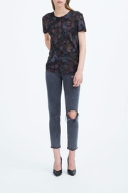 IRO Skalat Floral Tee - Front cropped