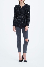 IRO Structured Tweed Jacket - Front cropped