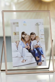 Gift Craft Iron Photo Frame - Front cropped