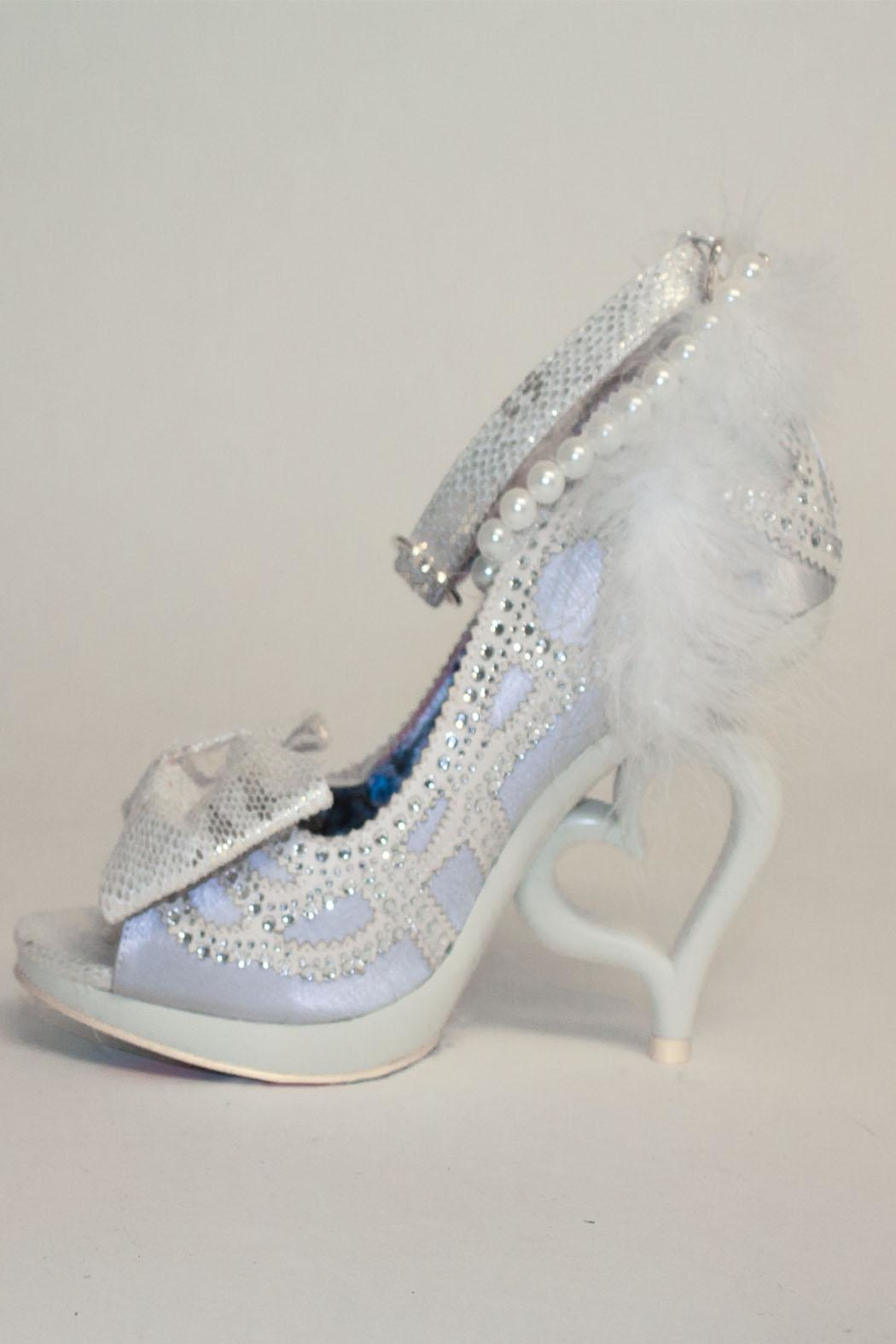 Irregular Choice Heels - Back Cropped Image