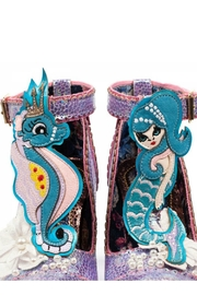 Irregular Choice Barnacle Betty Shoes - Side cropped