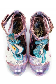 Irregular Choice Barnacle Betty Shoes - Back cropped