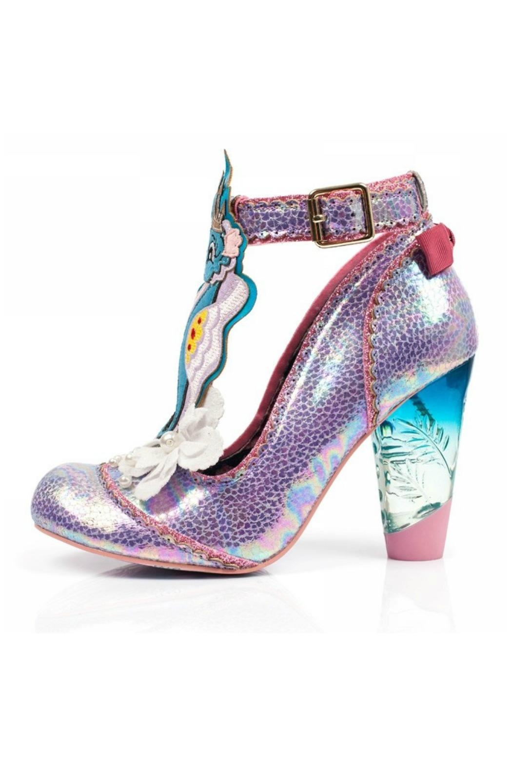 Irregular Choice Barnacle Betty Shoes - Front Cropped Image