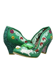 Irregular Choice Bunny Journey Shoes - Front cropped