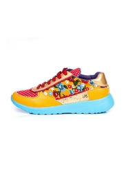Irregular Choice Glitzy Sprint Sneakers - Product Mini Image
