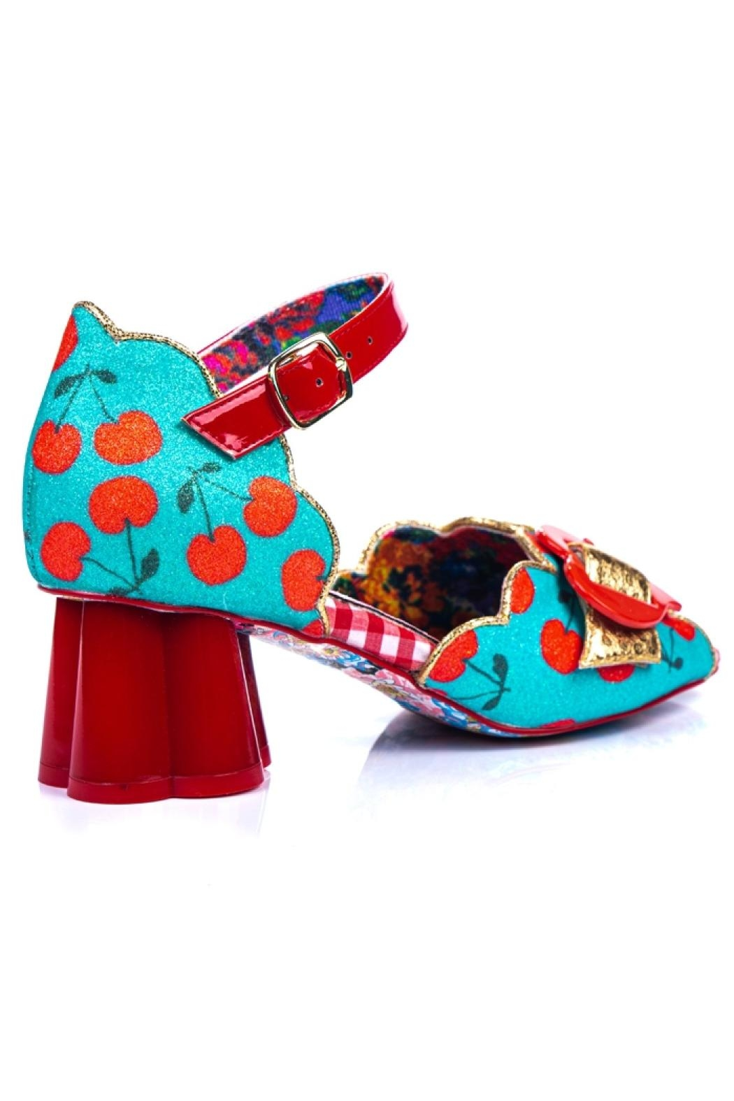 Irregular Choice Jelly Trifle Sandals - Side Cropped Image