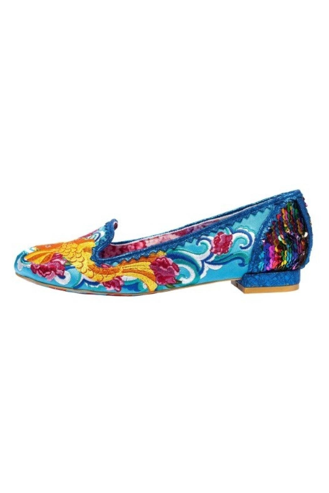 Irregular Choice Koi Fish Flats - Main Image