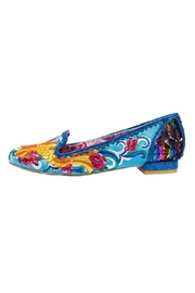 Irregular Choice Koi Fish Flats - Front cropped