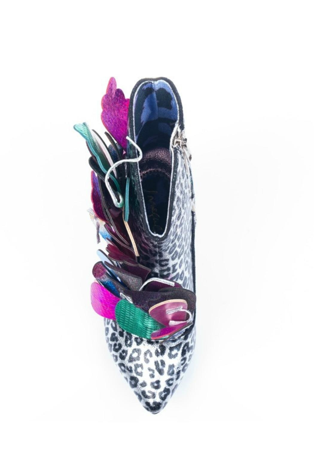 Irregular Choice Mademoiselle Booties - Back Cropped Image