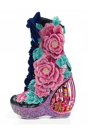 Irregular Choice Maya Floral Boot - Front cropped