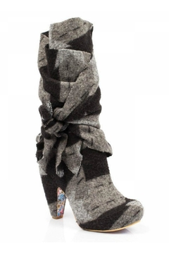 Irregular Choice Party Pants Boots - Alternate List Image