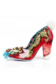 Irregular Choice Ruby Envelope Heels - Front cropped